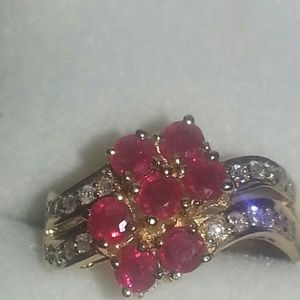 Jewelry - 14 kt ring SOlLD