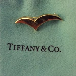 Tiffany & Co. 18k Gold Seagull Pin