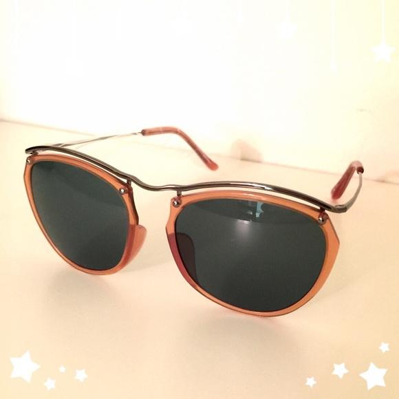 45d5a1b8dd95 Linda Farrow - Dries Van Noten sunglasses