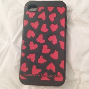 Marc Jacobs iPhone 4s case