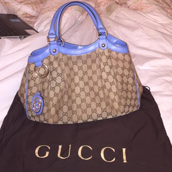 c67da5f3ce3058 Gucci Bags | Sukey Original Gg Canvas Tote | Poshmark