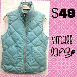 Outerwear - Blue vest