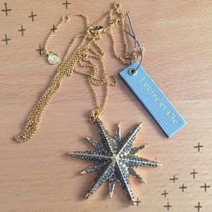 Gold Star micro pavé Louise et Cie
