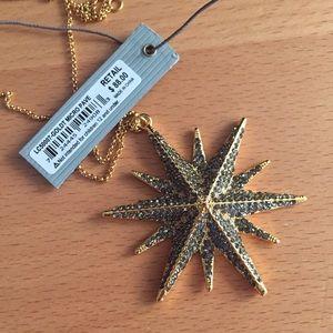 Louise et Cie Jewelry - Gold Star micro pavé Louise et Cie
