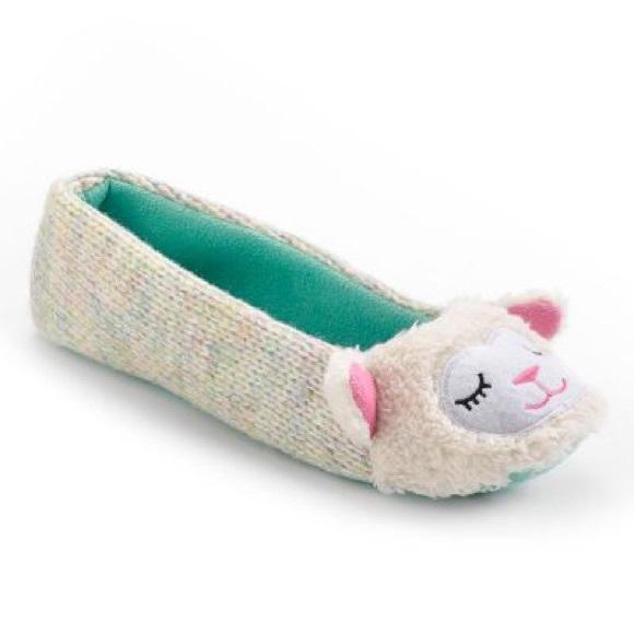Kohls Shoes | Sheep Ballerina Slippers