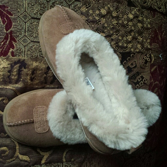 0d1a6f0a773 Ugg Australia Rylan Slipper Shoes Womens Size 8