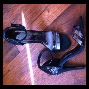 ZARA Black High-heels