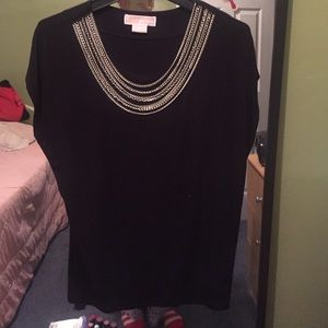 Black MICHAEL Kors top