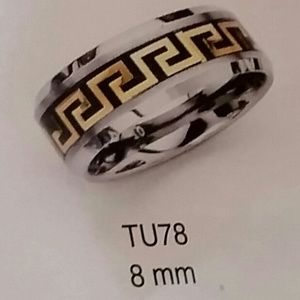 Jewelry - Tungsten Ring Band