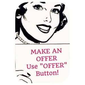 "Other - Please use the ""offer"" button to ""make an offer!"""