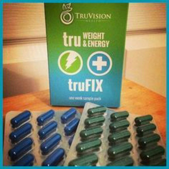 Truvision TruFix + TruWeight energy sample pack One size fits all ...