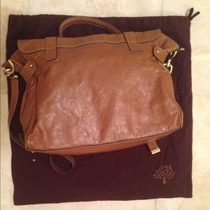 ... inexpensive mulberry bags mulberry alexa satchel bag oak brown c6c15  cf813 ... fd3c31e995583