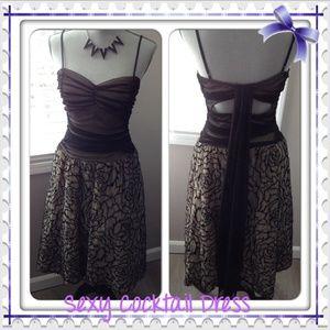Dresses & Skirts - 💜Cocktail Dress ♥️SOLD♥️