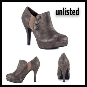 Unlisted Booties