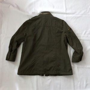 Apostrophe Jackets & Coats - apostrophe  jacket-green