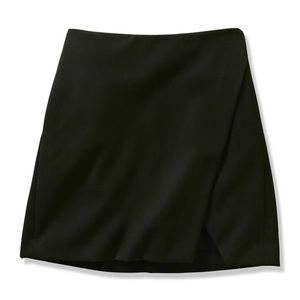Joe Fresh Faux Wrap Skirt