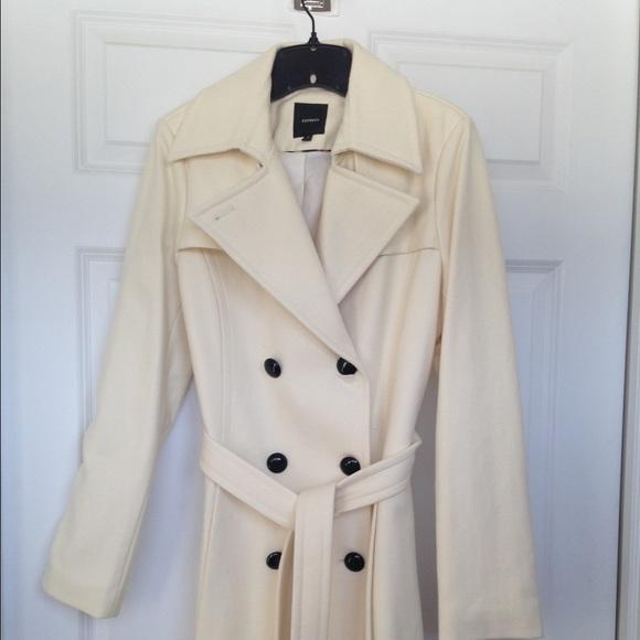 40% off Express Jackets & Blazers - Express Wool Blend Winter ...