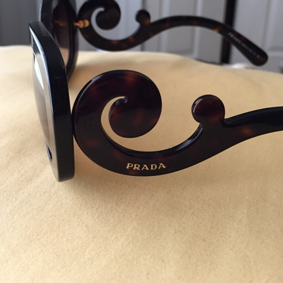 imitation prada baroque sunglasses