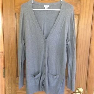 Old Navy Sweaters - Old navy XL boyfriend oversized cardigan