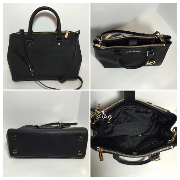 454a365b8c79 michael kors sutton medium satchel black stanthorpe large satchel bag