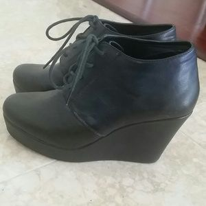 Forever 21 Wedge Booties