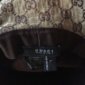 0dc5235107008 Gucci Accessories - Gucci original gg canvas fedora with web