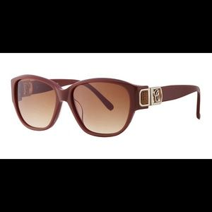  Authentic Brown Chloe Sunglasses