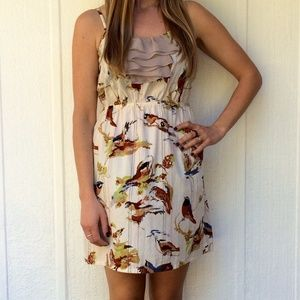 Anthropologie Dresses & Skirts - Bird dress