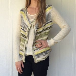 Anthro cardigan