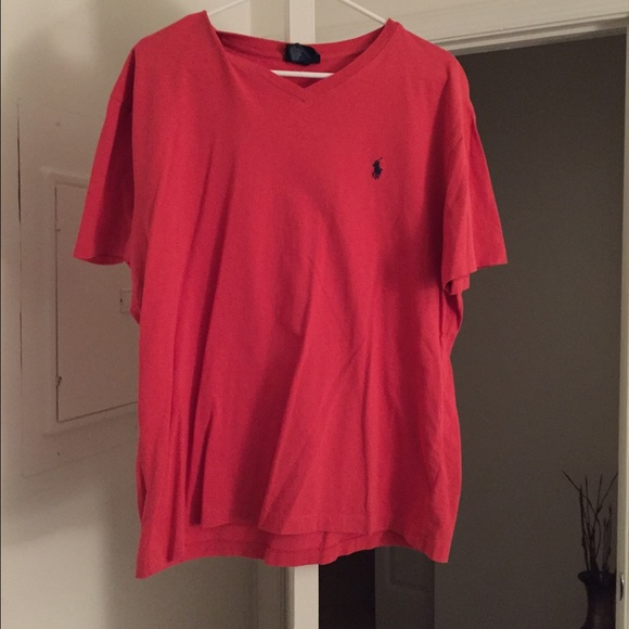 60 off polo by ralph lauren other sold men 39 s red polo for What stores sell polo shirts