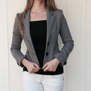 H&M Jackets & Blazers - H&M grey jacket