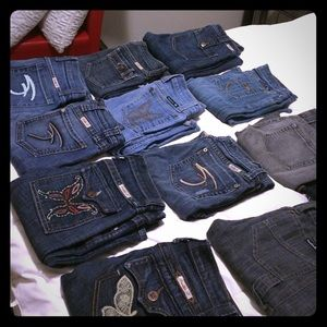 Frankie B Denim sale!!!