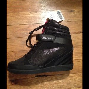 adidas Selena Gomez Super Wedge Hi Shoes