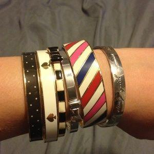 Kate Spade Bangles Collection!!!!!!