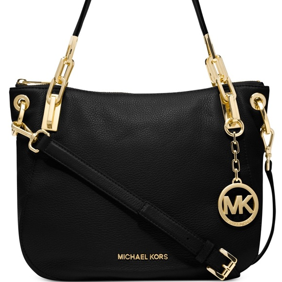 27c23bbaec65 Michael Kors Bags | New Authentic Leather Brooke Bag | Poshmark
