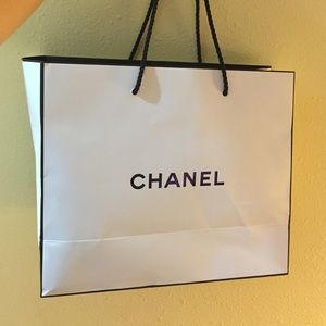 CHANEL - Chanel shopping bag from Chanel's closet on Poshmark