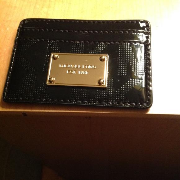 5ed38902cfe783 Michael Kors signature jet set card holder. M_54deec19fbf6f93c0600c1d1