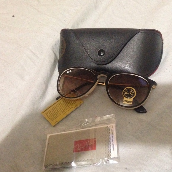 7f5b38b3e5514 Authentic Ray ban Erika oculus sunglasses