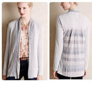 Anthropologie Perth Cardigan NWT
