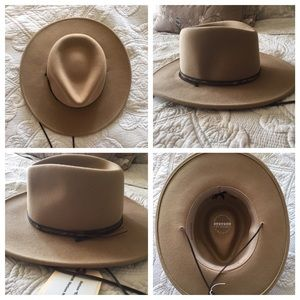 Stetson Accessories - NWT Stetson Mountain Sky Crushable Hat 0f8b49ca49a