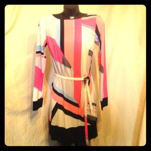 Armani Exchange Dresses & Skirts - Mod shift dress 🏁