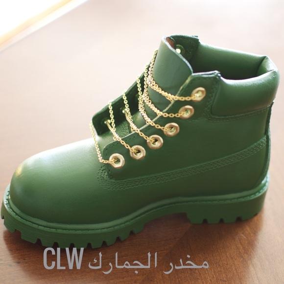 65b757ace9939 Custom GRADESCHOOL Timberlands. M 54dfb0e598182951cb00f530