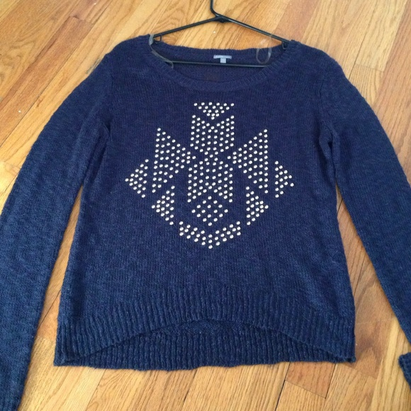 cute blue sweater 55 off sweaters cute navy blue sweater from ayesha s 425