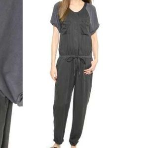 NWOT Free People utility jumpsuit