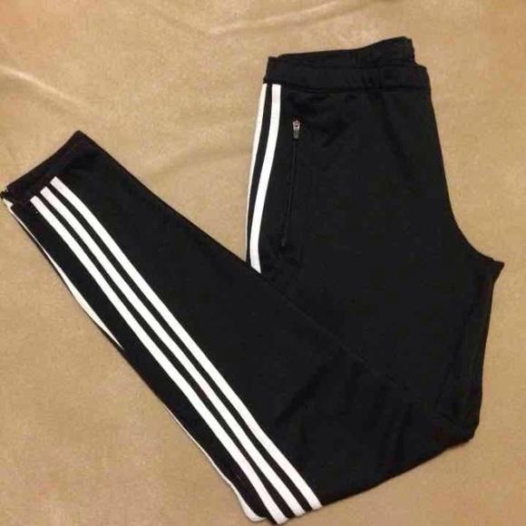 adidas soccer skinny pants