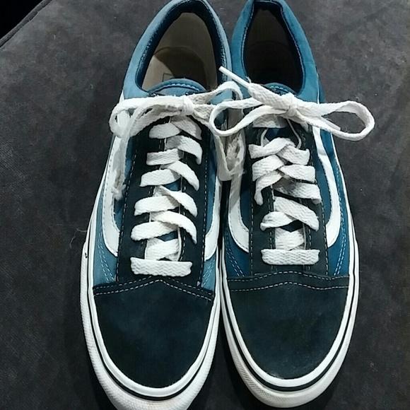 Vans Shoes Old School Lace Up Poshmark
