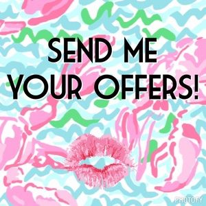 🎀Send me your offers!!🎀
