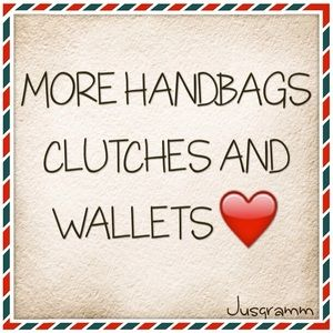 Handbags - Handbags,Purses,Clutches and Wallets Oh My❤️