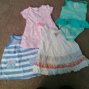 Other - Baby girl summer fits 9 months
