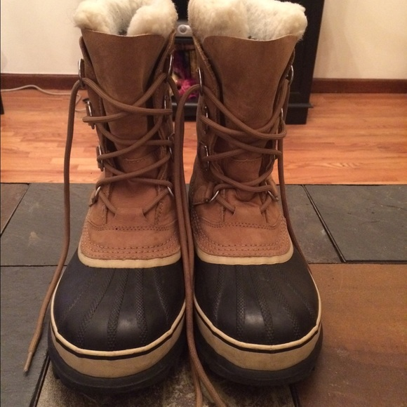 Boots Sorel Women's Boots Sorel Women's Caribou Caribou 8OPnk0NXw